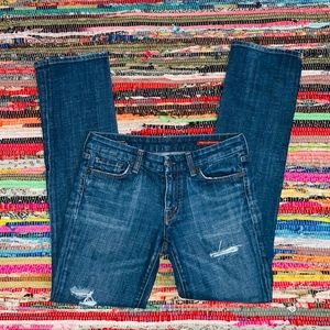 Citizens of Humanity Jeans by Jerome Dahan size 27